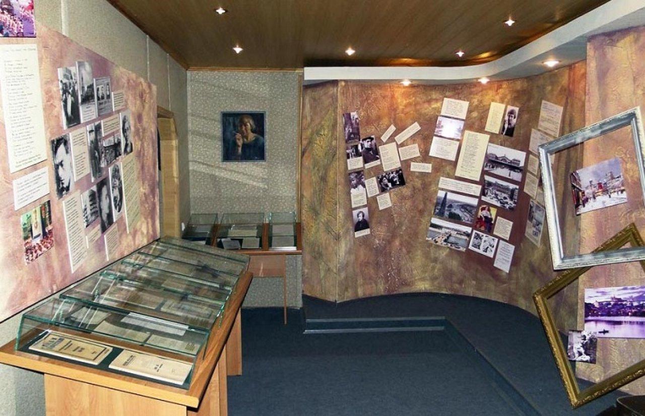 Дом памяти Марины Цветаевой вЕлабуге / Фото: elabuga.com