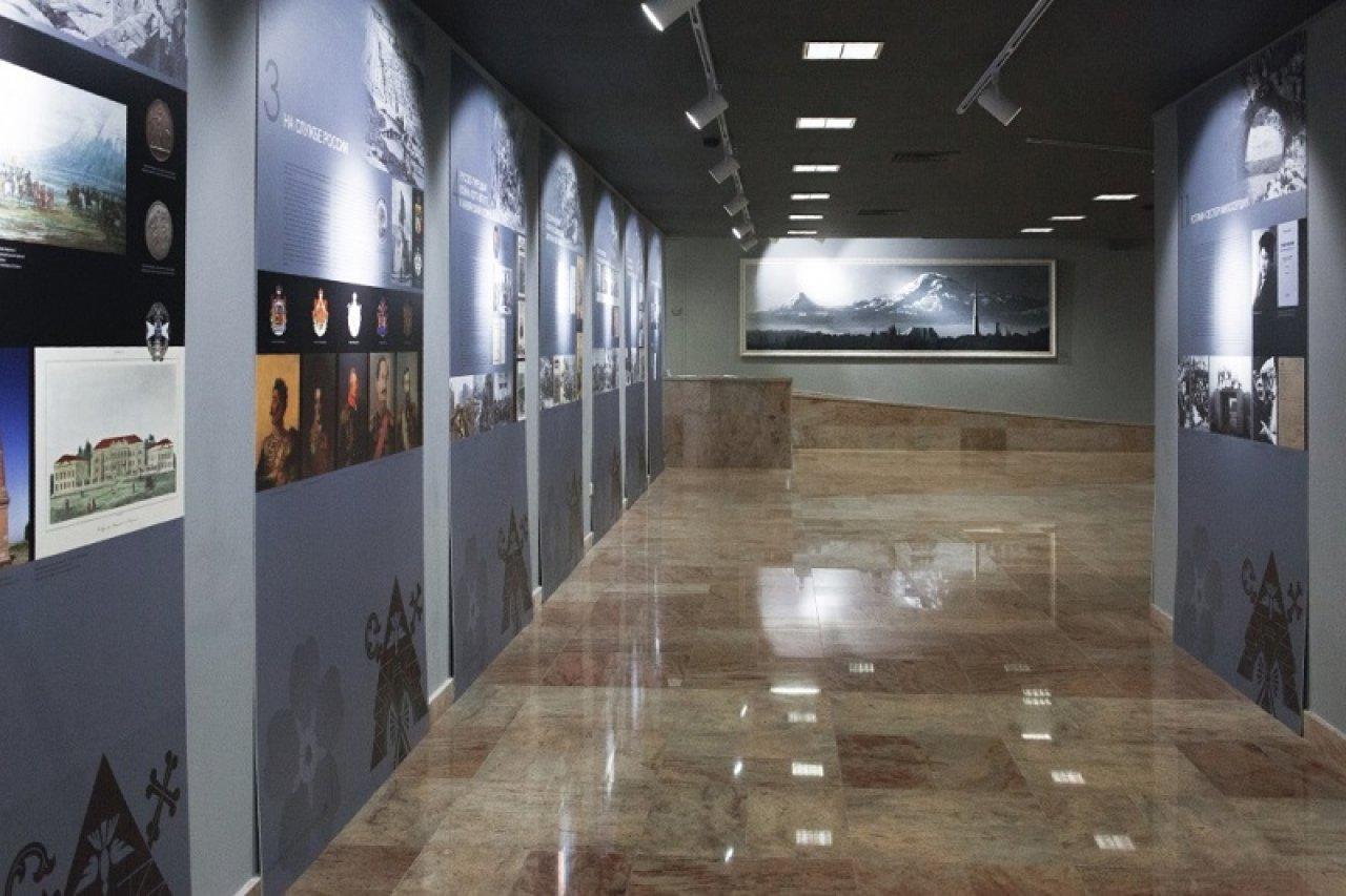 Армянский музей Москвы и культуры наций на Олимпийском проспекте. Фото: Александра Карелина