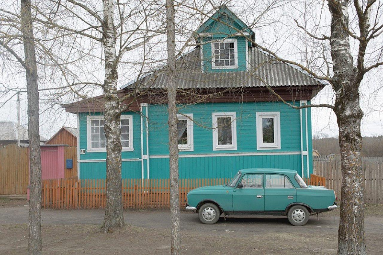 Дом семьи Шукаевых, построенный вначалеXX века. Фото: Александра Карелина