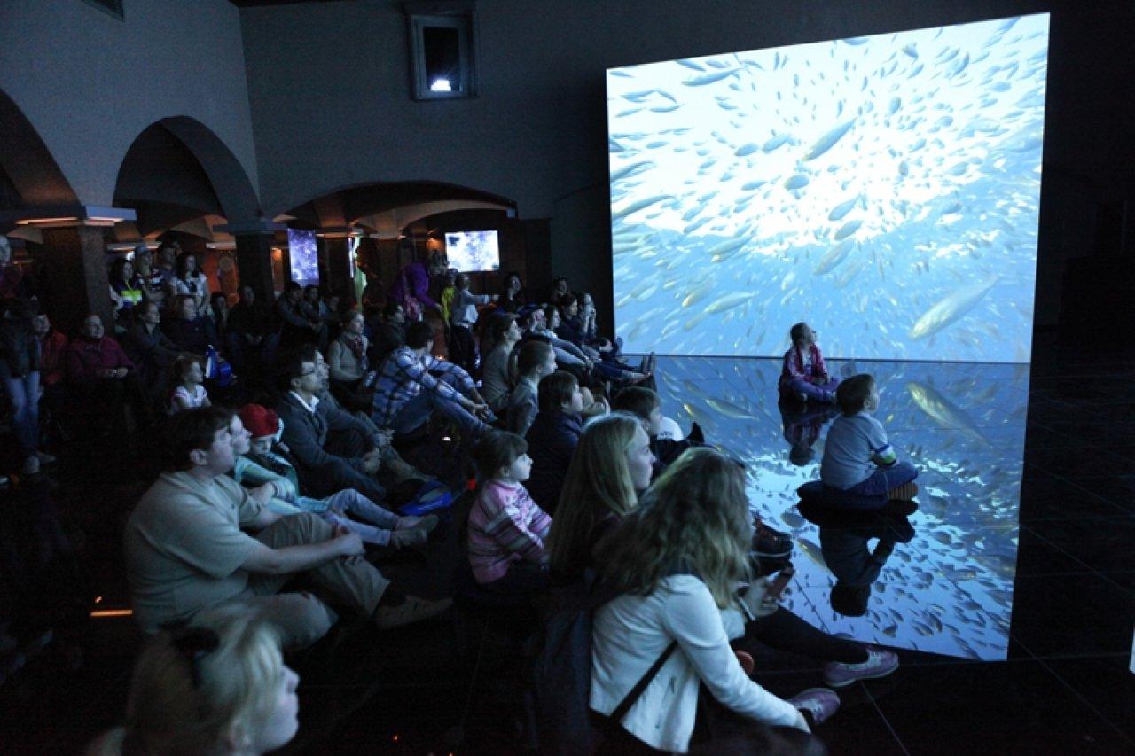 Главная «героиня»музея воды в Санкт-Петербурга— река Нева. Фото: vodokanal-museum.ru