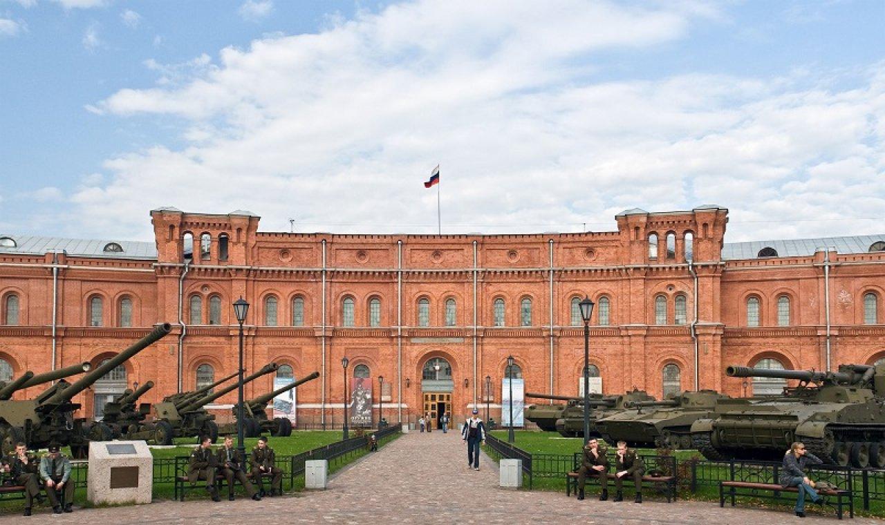 Музей артиллерии, инженерных войск ивойск связи Министерства обороны. Фото: George Shuklin / Wikipedia