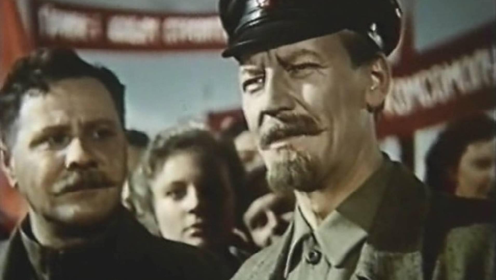 Вихри враждебные - Исторический / Биографический, Фильм