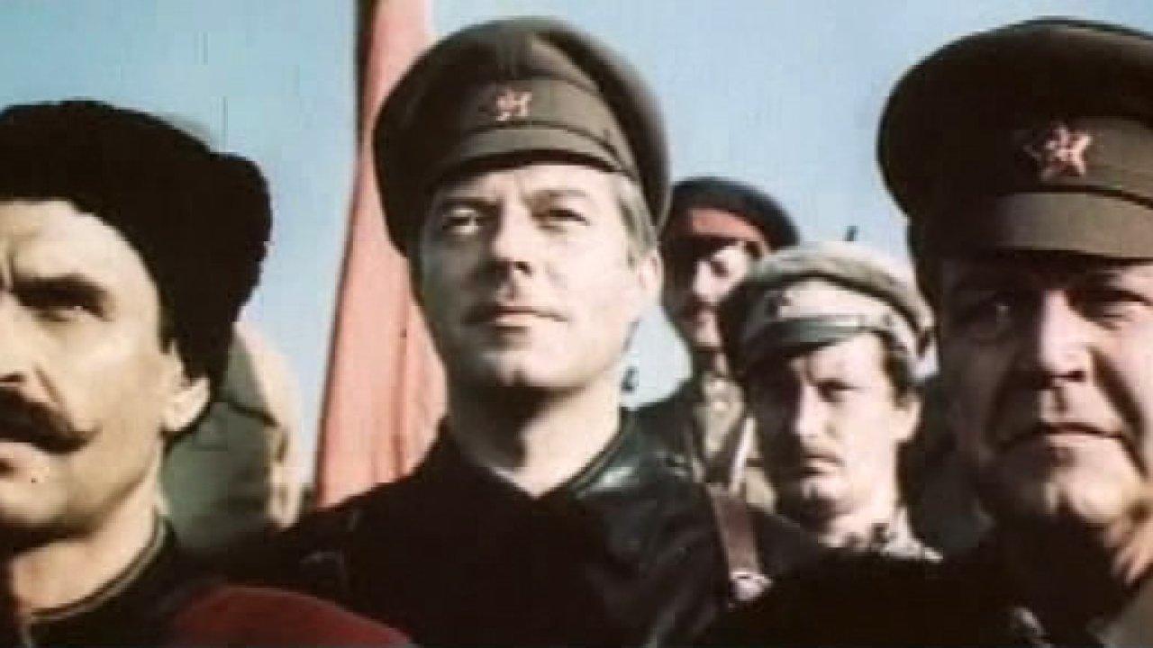 Первая конная - Военный, Драма, Фильм