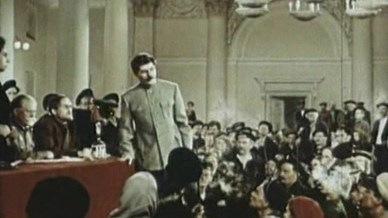 Незабываемый 1919 год - Исторический, Драма, Фильм