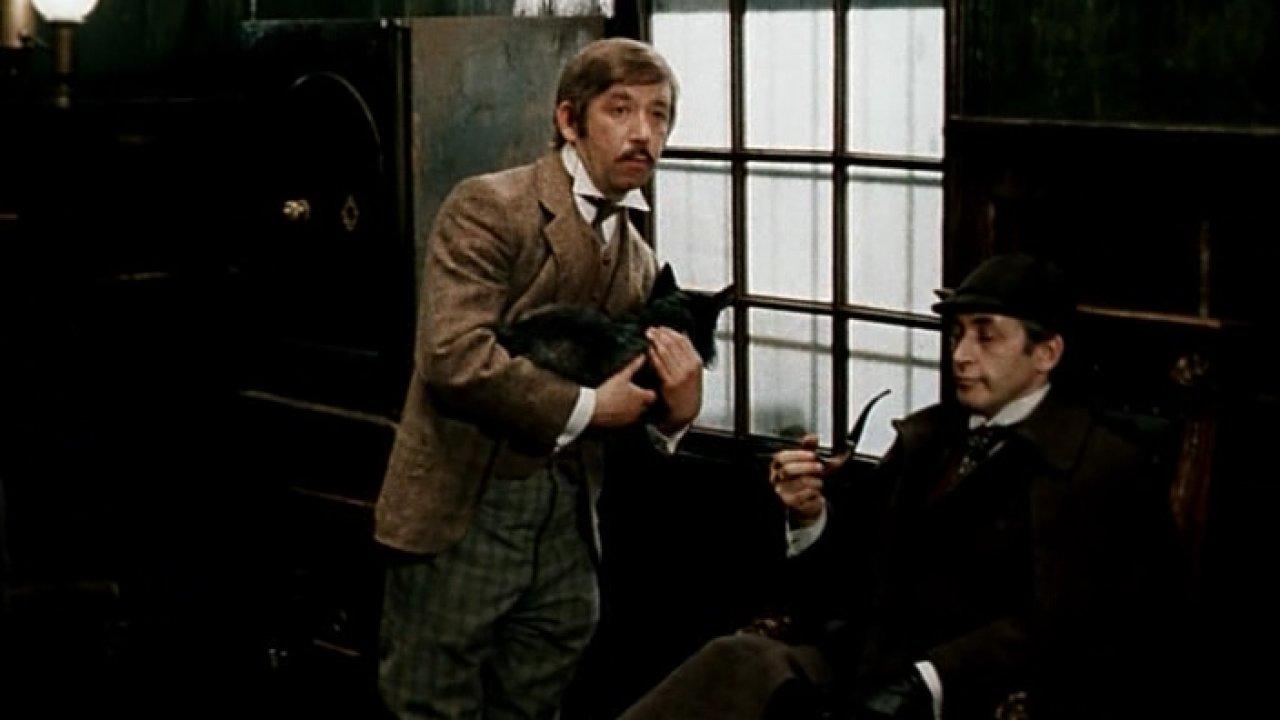 Шерлок Холмс и доктор Ватсон - Детектив, Сериал