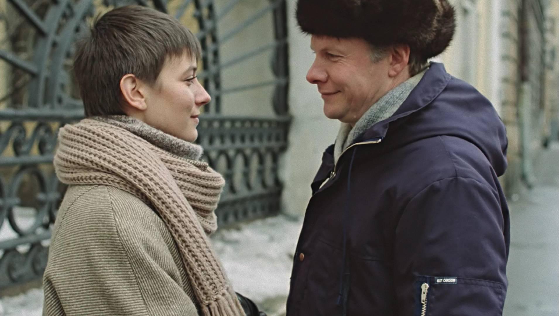 Зимняя вишня - Мелодрама, Фильм