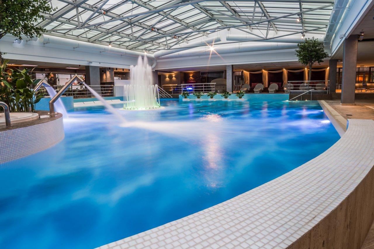 Спа-комплекс в отеле VSpa, Тарту
