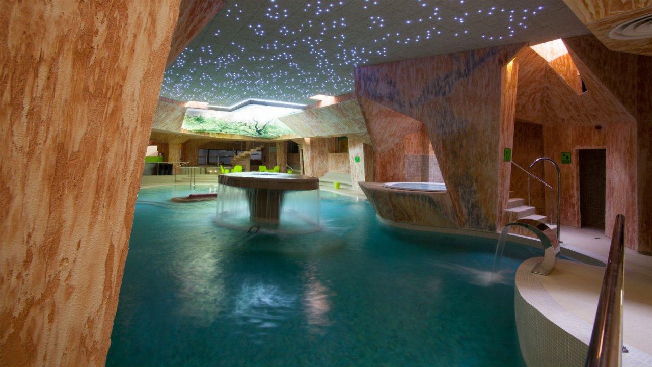 Водный и банный центр Viiking Saaga, Пярну