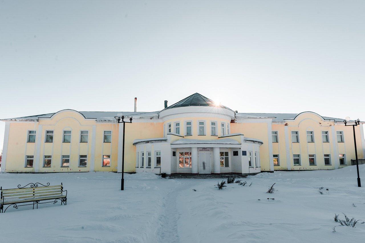 Школа. Фото: Полина Кочеткова