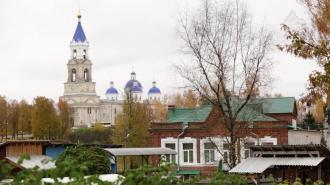 «Одноэтажная Россия»: город Кашин. Тизер