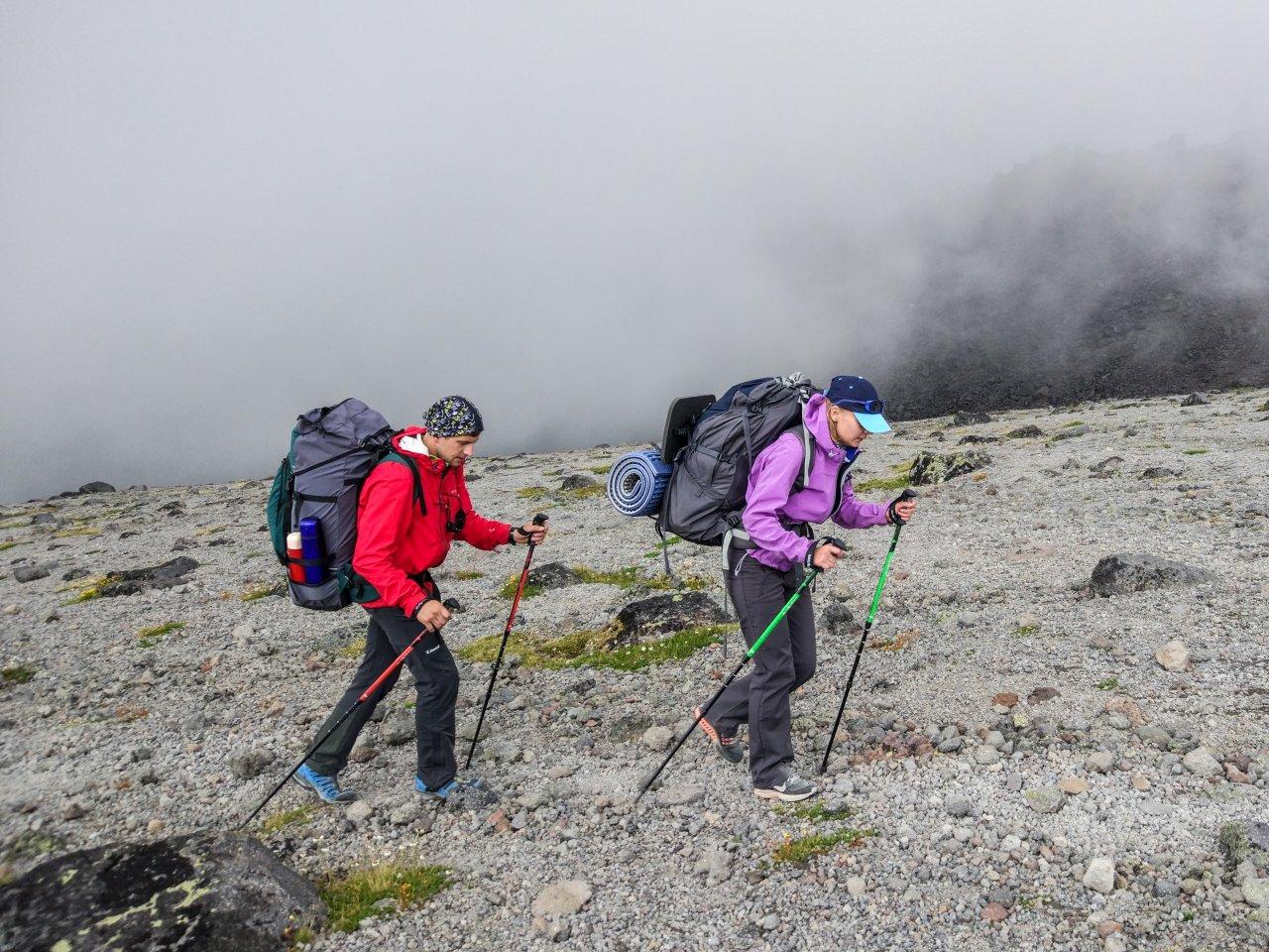 Участники похода на Эльбрус летом 2017 года. Руководитель группы — Михаил Рычагов. Фото: Андрей Изотов