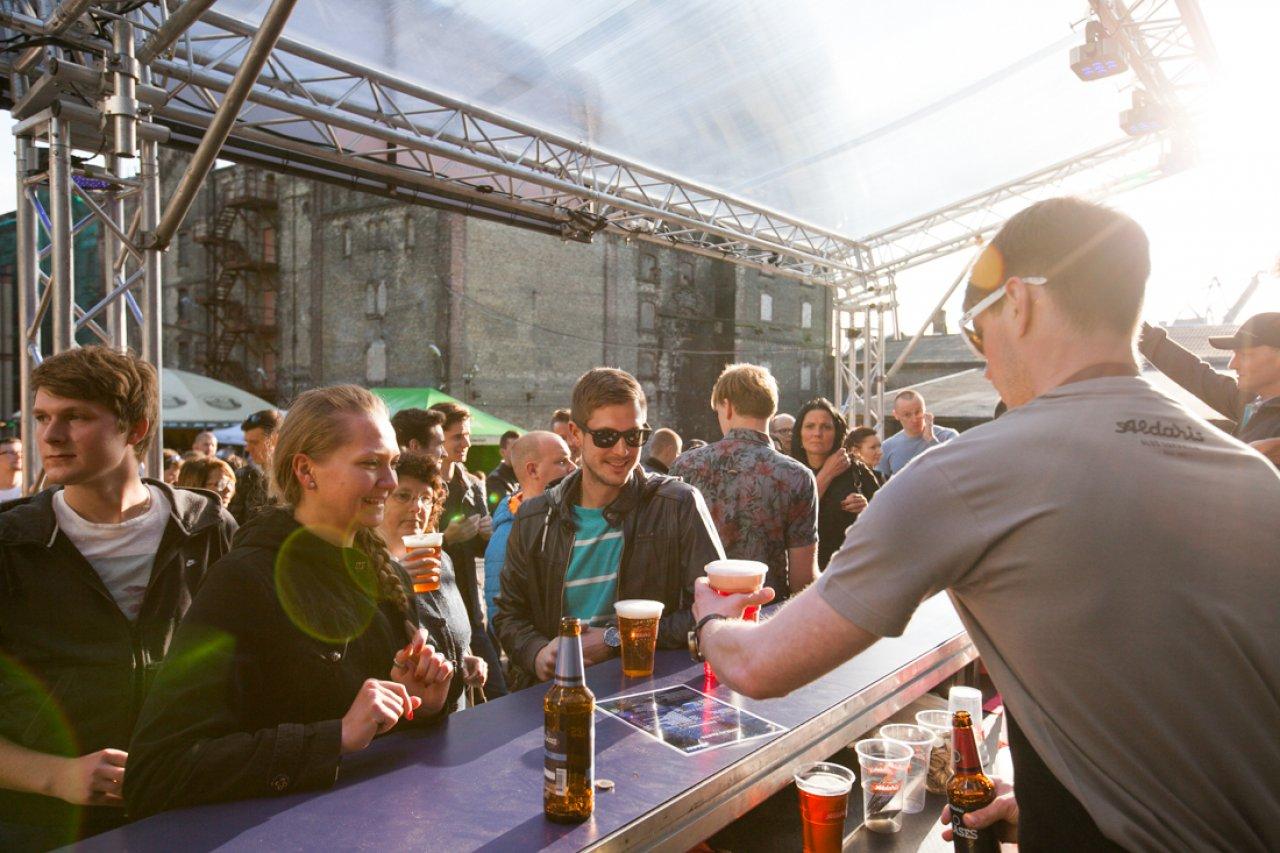 Всего в Риге почти два десятка пивоварен