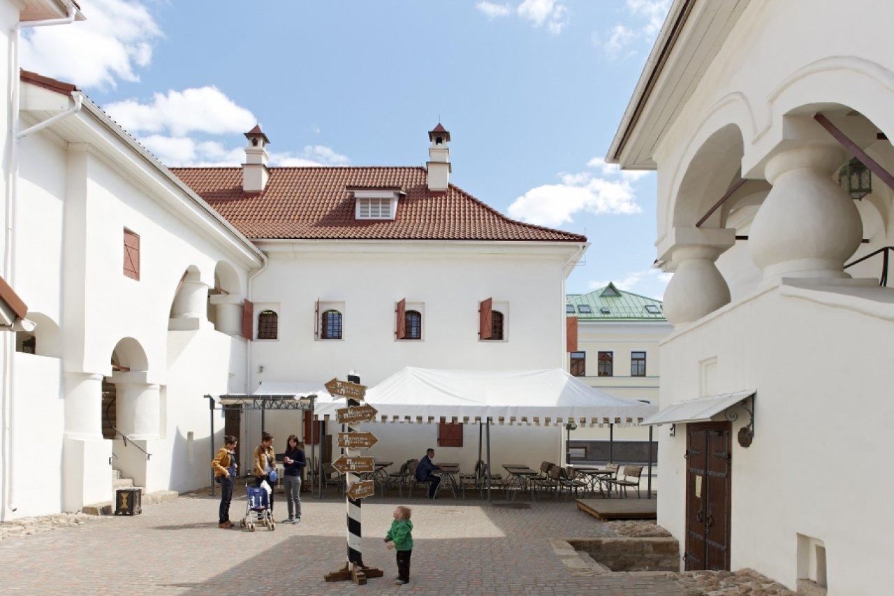 Гостиничный комплекс  «Двор Подзноева»