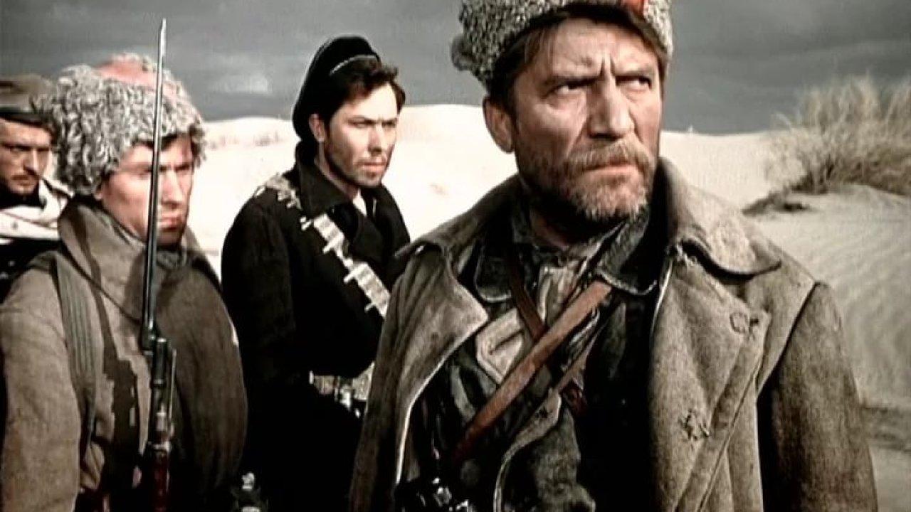 Сорок первый - Военный, Драма, Фильм