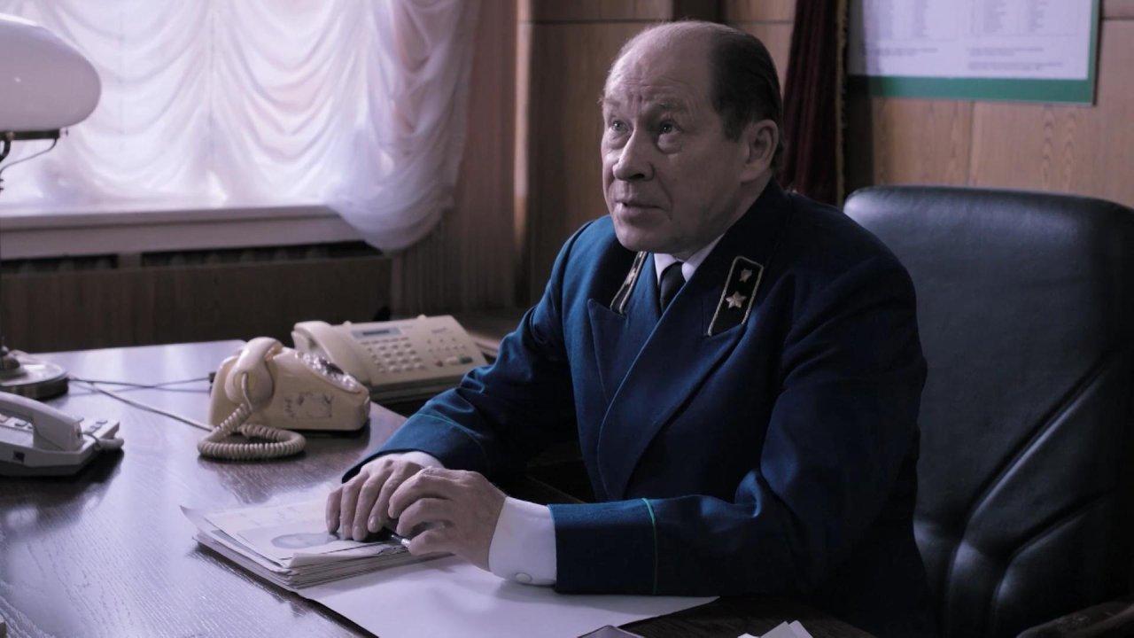 Консультант - Драма, Детектив, Сериал