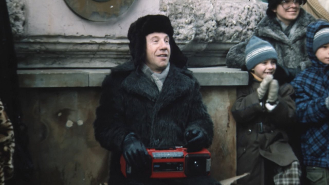 Русский бизнес - Комедия, Фильм