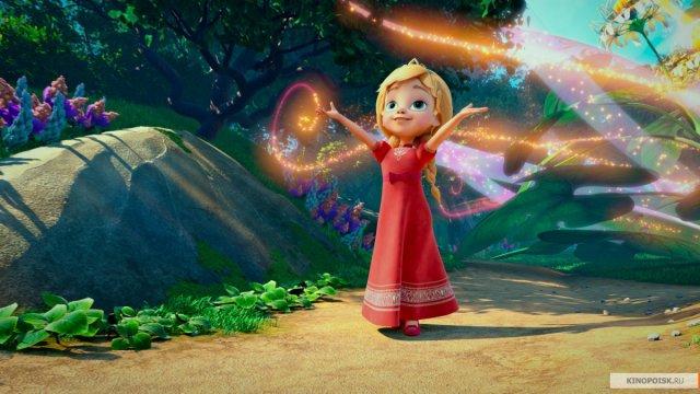 «Дом кино Премиум» впервые на телевидении покажет анимационный фильм «Принцесса и дракон»