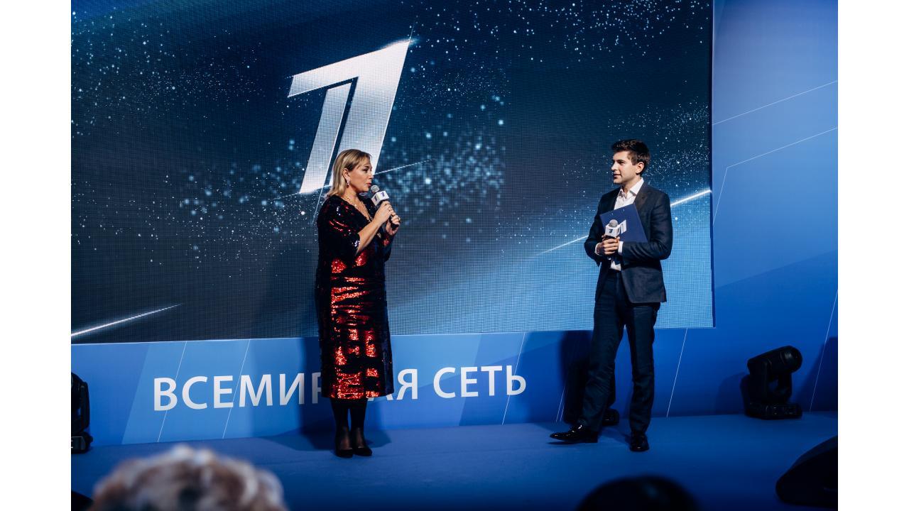 В Москве прошла презентация проектов международного вещания Первого канала