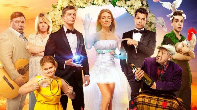 На телеканале «Дом кино Премиум» мировая премьера — «СуперБобровы. Народные мстители»