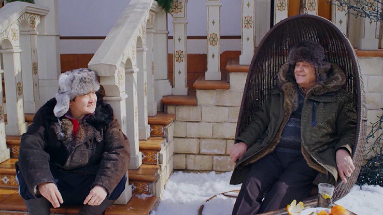 Новогодний переполох - Комедия, Фильм