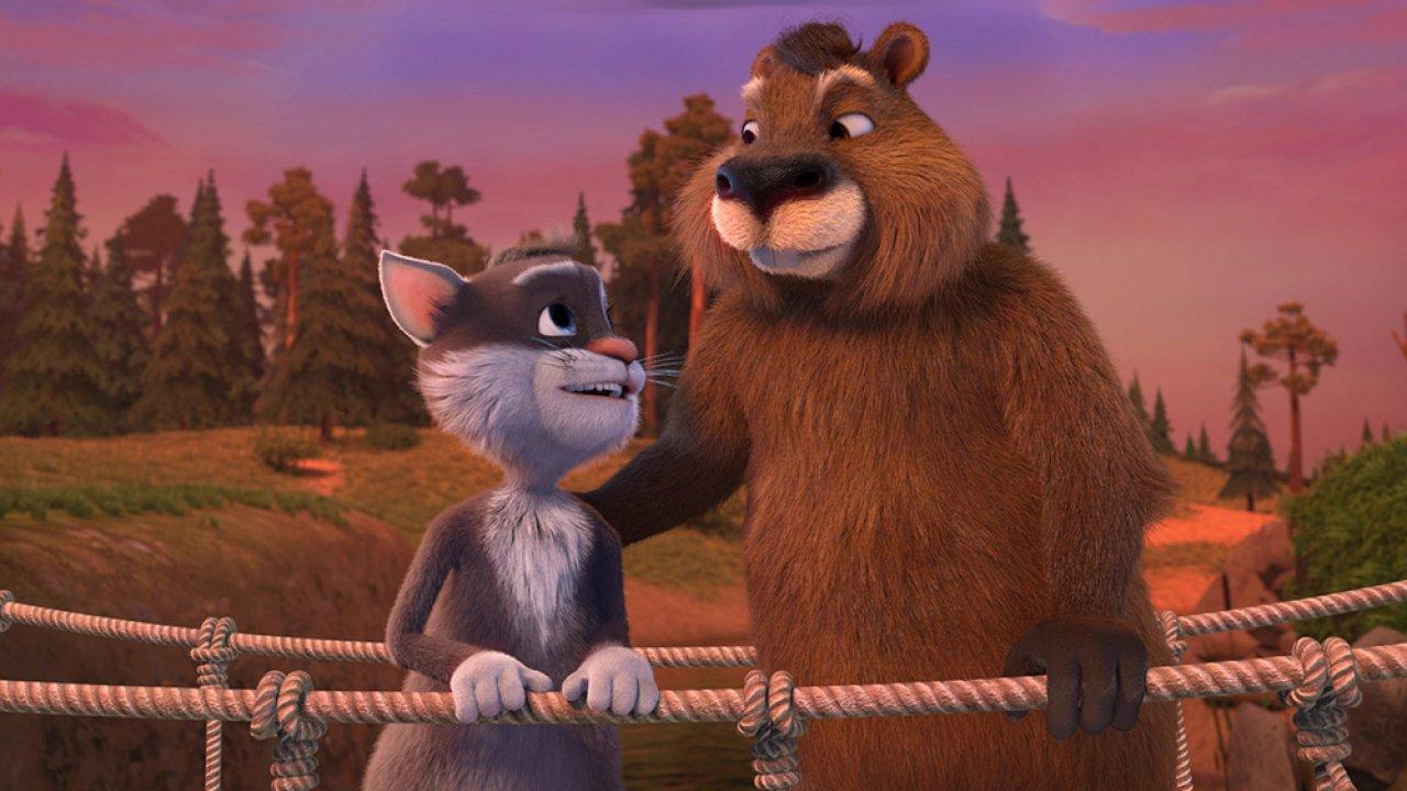 Два хвоста - Анимационный фильм
