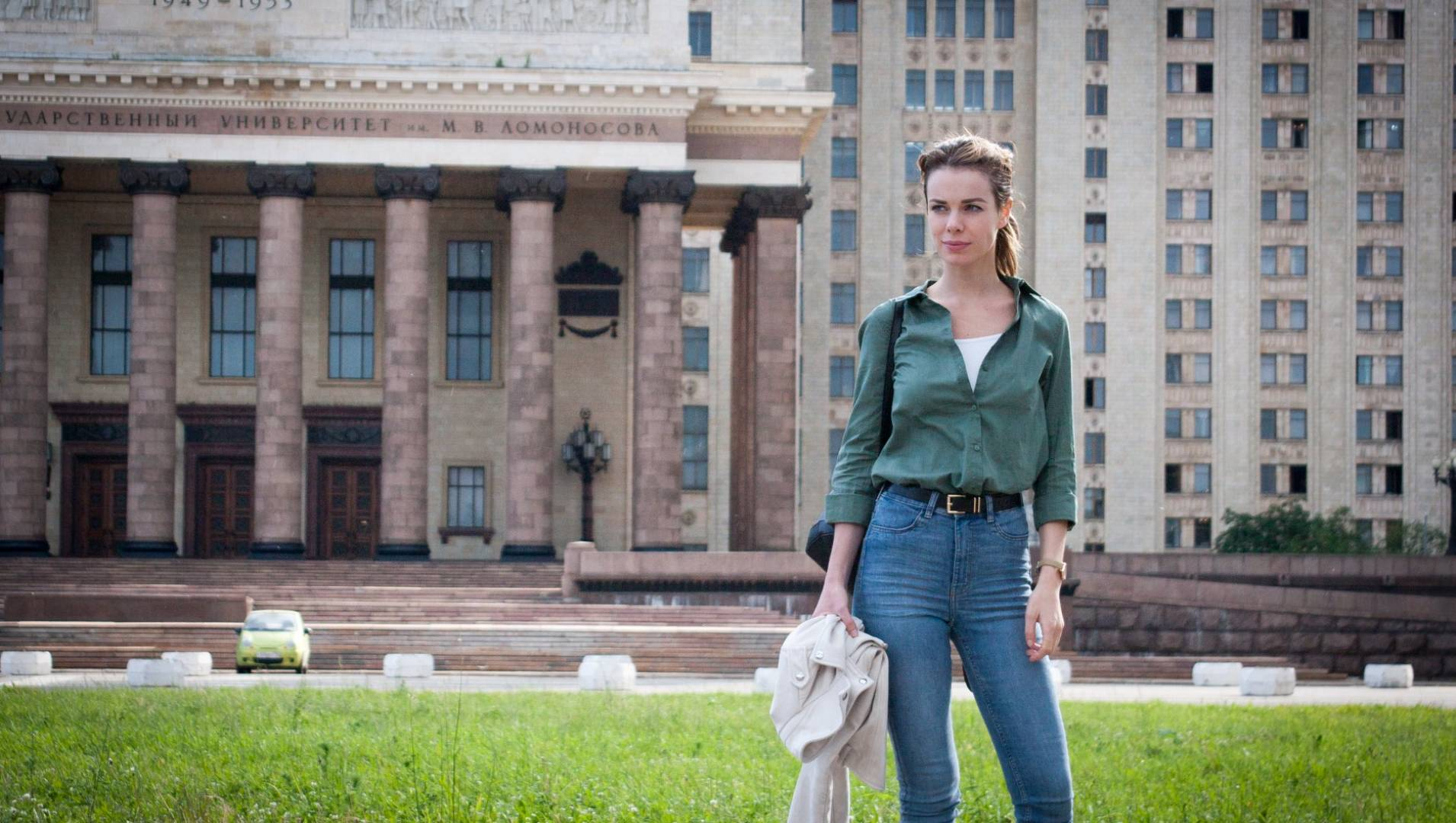 Московские тайны. Семь сестёр - Детектив, Сериал