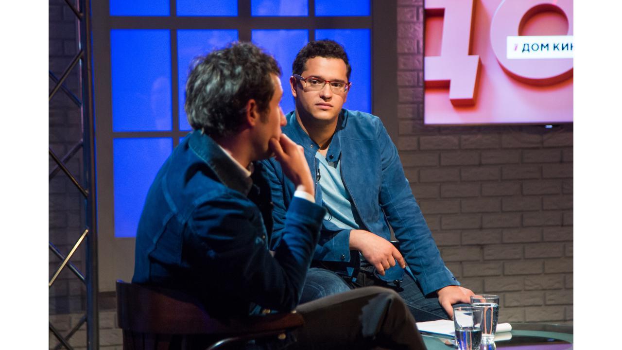 Егор Корешков рассказал историю своей карьеры в эфире «Дом кино Live»