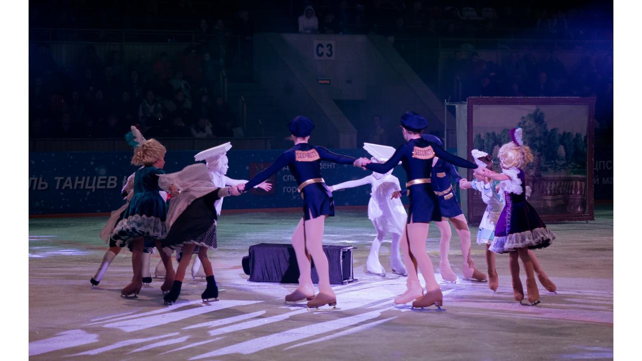 Телеканал «Карусель» выступил партнёром детского фестиваля танцев на льду