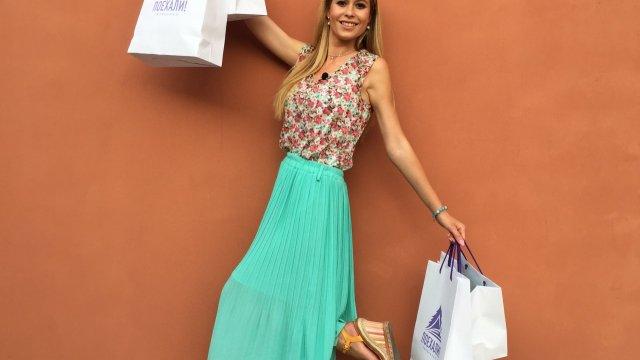 «Поехали за покупками!»: город Калининград