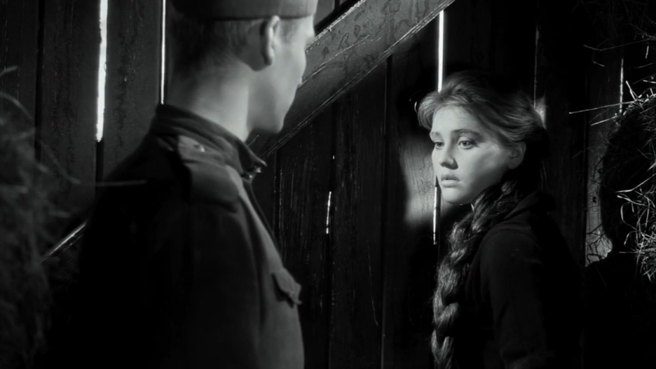Баллада осолдате - Драма, Фильм