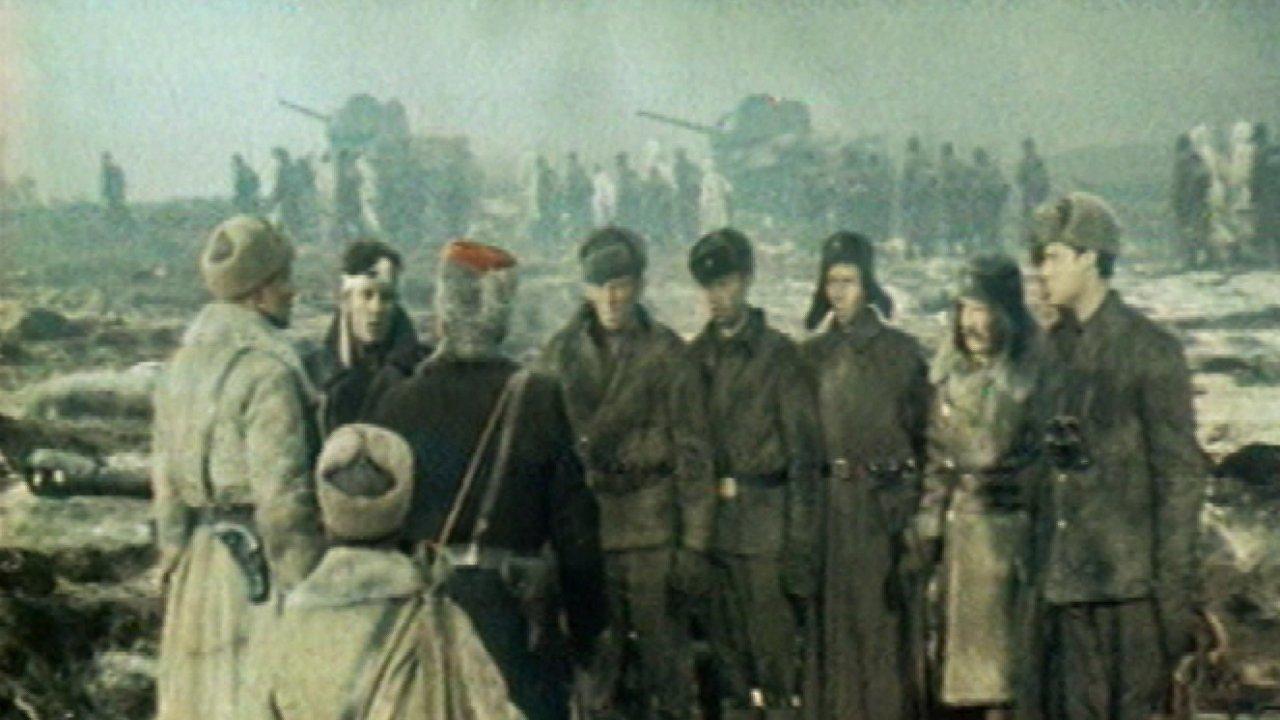 Несколько мгновений войны - Документальная, Программа