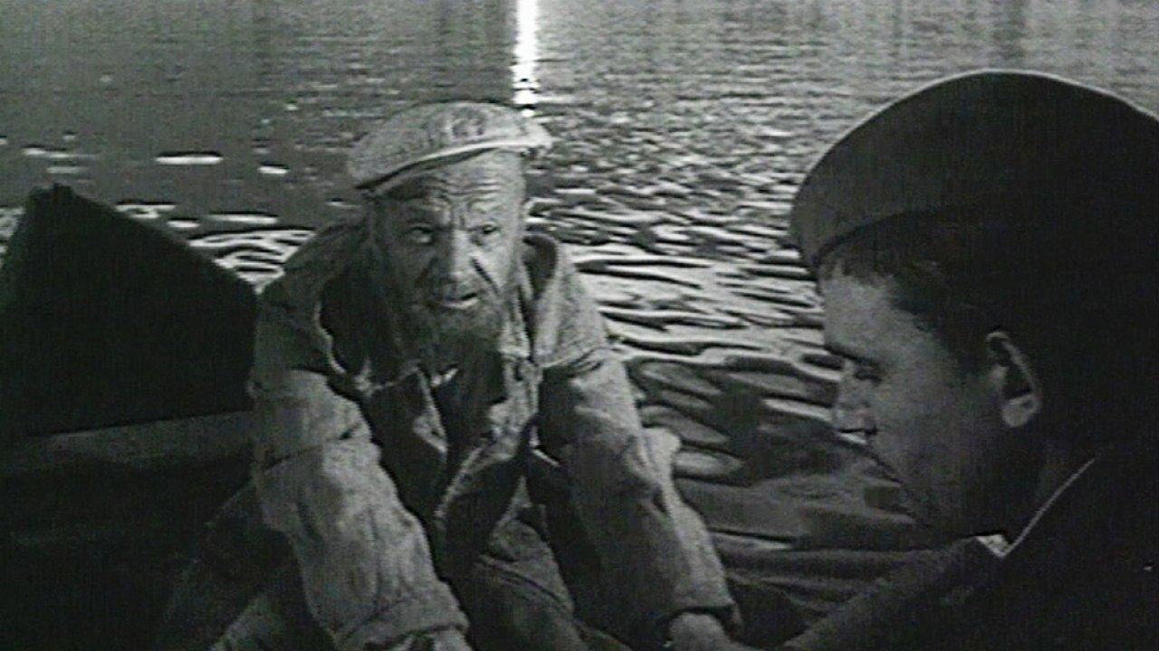 Большая руда - Кинороман, Фильм
