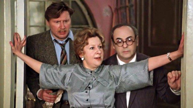 На телеканале «Дом кино» — фильм «Покровские ворота» ко дню рождения Инны Ульяновой