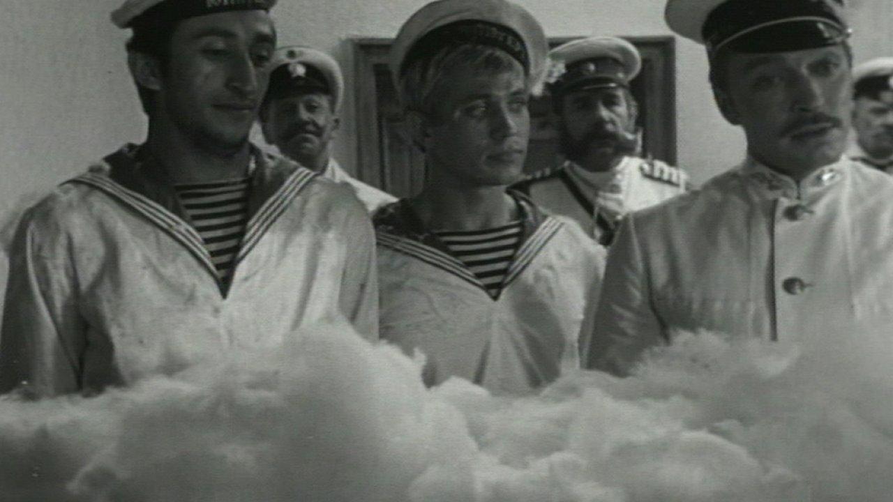 Морские рассказы - Приключения, Фильм