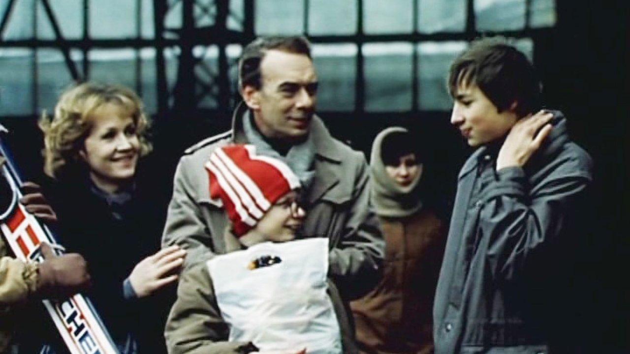 Зонтик для новобрачных - Мелодрама, Фильм