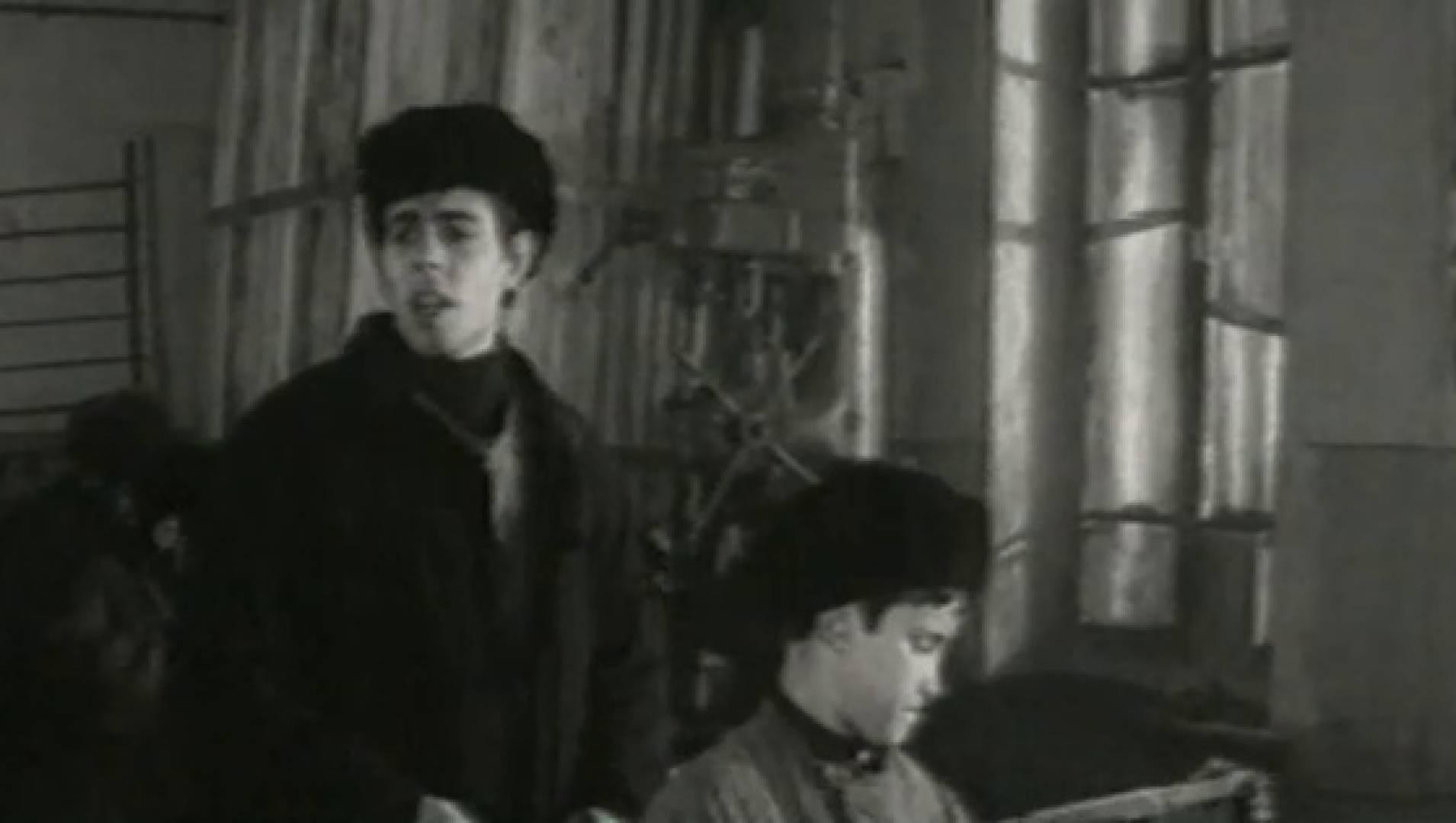 Мальчишки ехали на фронт - Драма, Фильм
