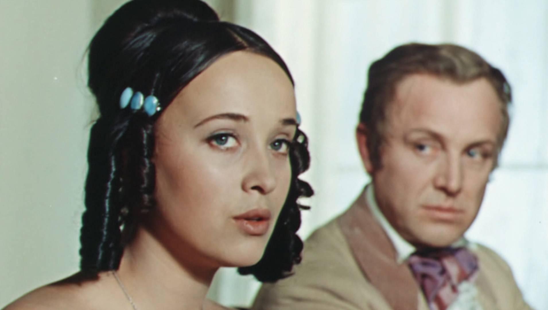 Первая любовь - Мелодрама, Фильм