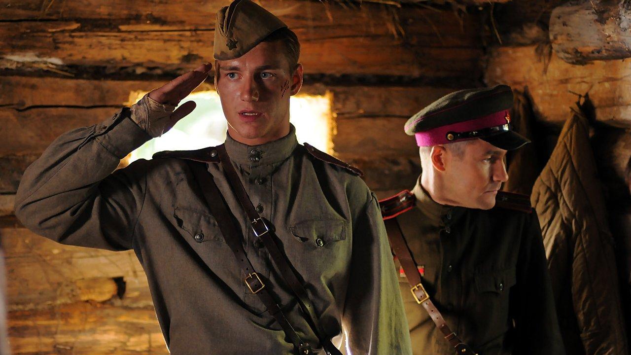 Три дня лейтенанта Кравцова - Драма, Фильм