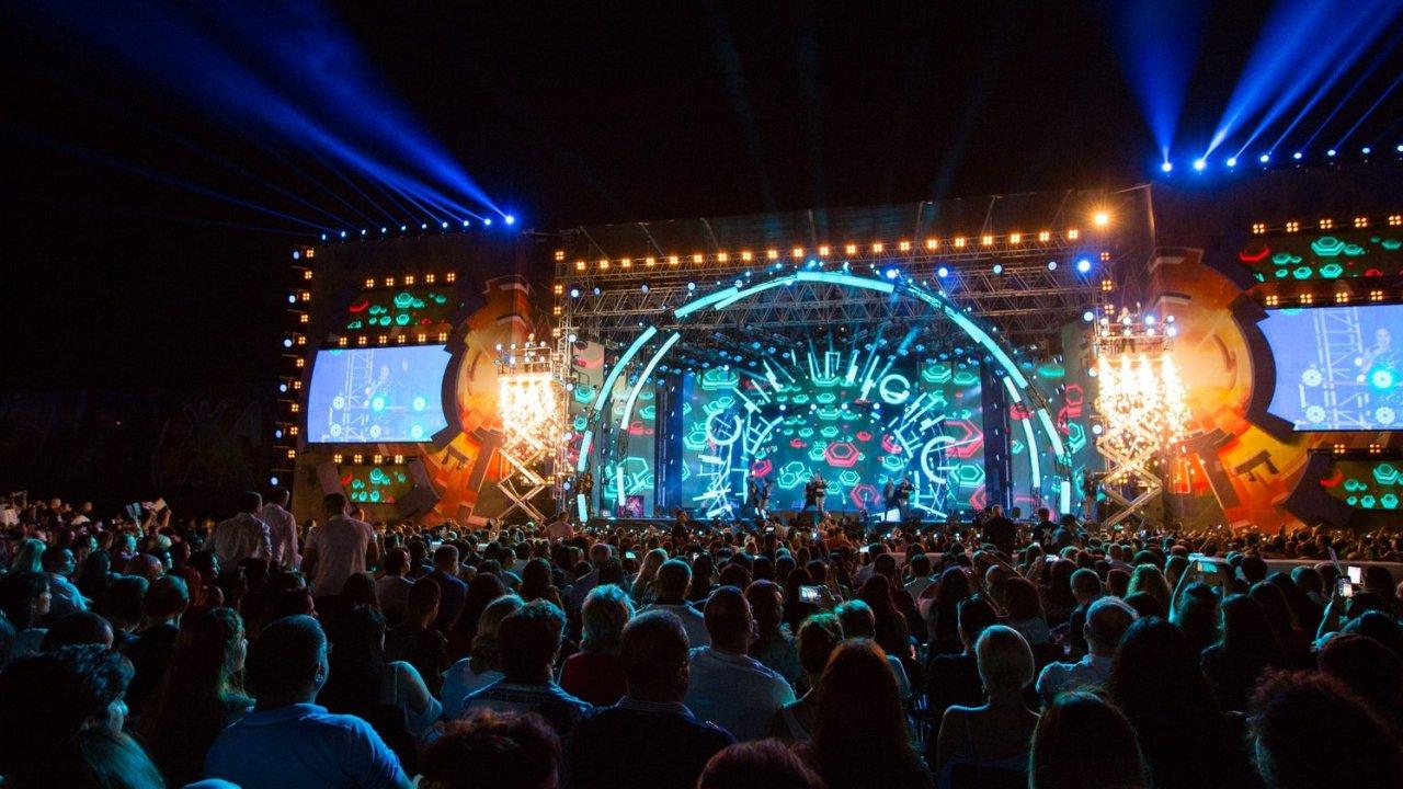 """Международный музыкальный фестиваль """"Жара"""" - Концерт"""