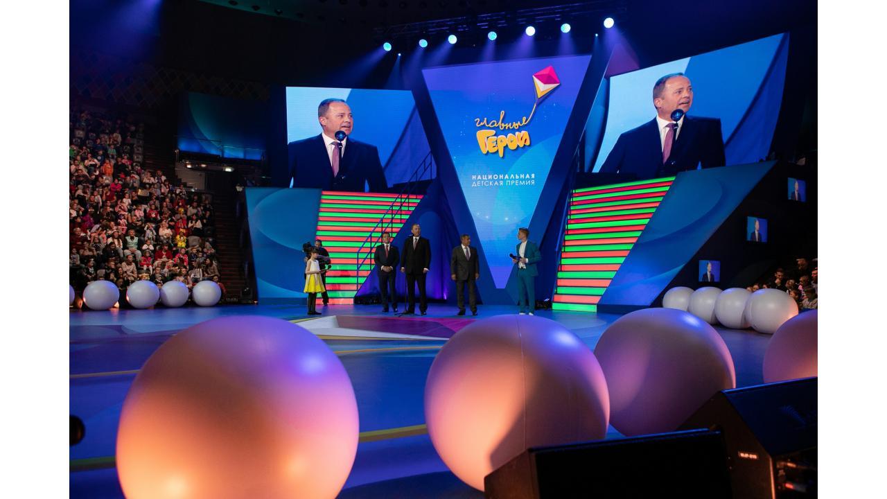 Телеканал «Карусель» назвал главных детских героев!