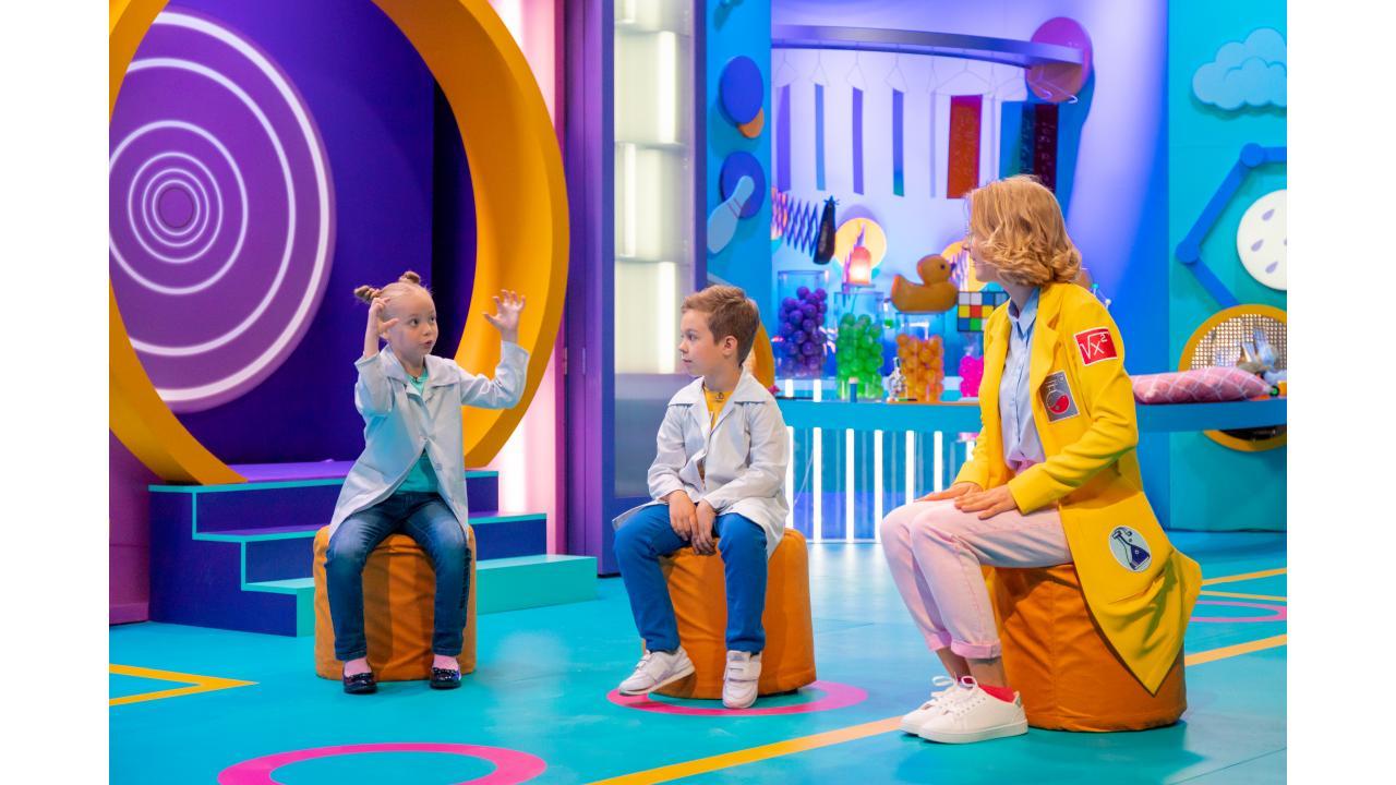 Телеканал «О!» открыл собственную научную лабораторию для детей