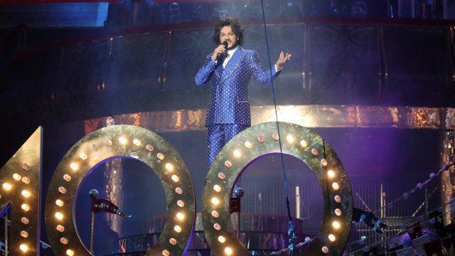 Большое гала-представление к 100-летию советского цирка