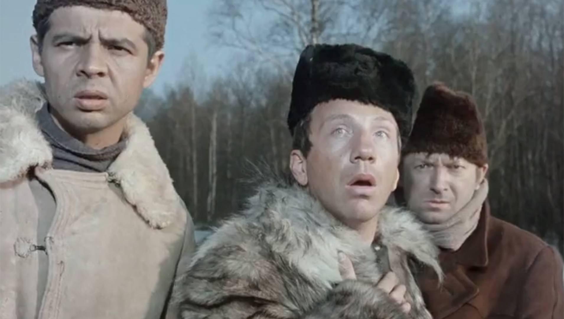 Джентльмены удачи - Фильм
