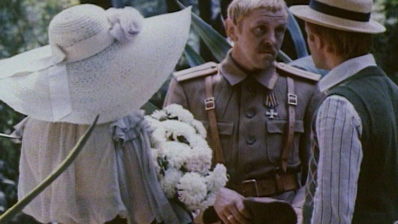 Раба любви - Трагикомедия, Фильм