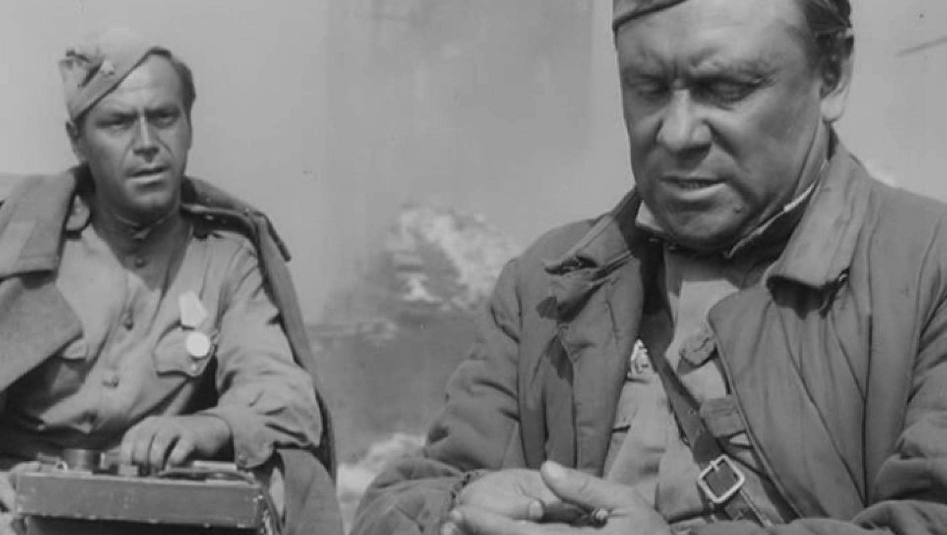На пути в Берлин - Военный, Фильм