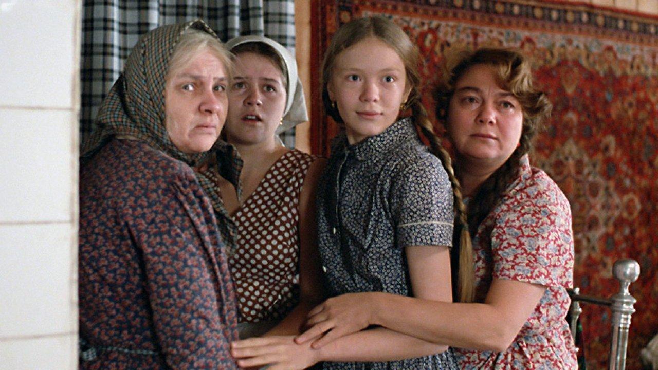 Любовь иголуби - Фильм