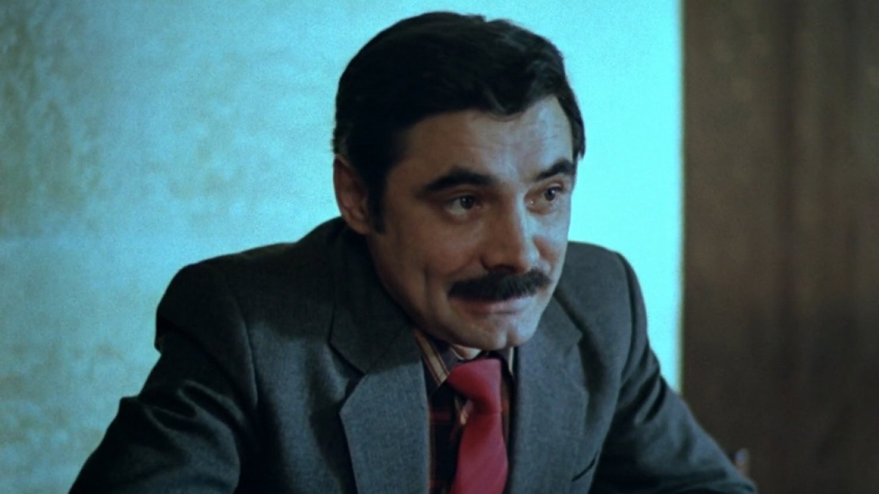 Зимний вечер вГаграх - Трагикомедия, Фильм