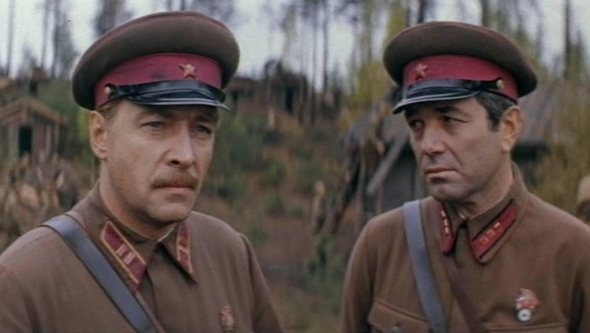 Фронт в тылу врага - Драма, Военный, Фильм