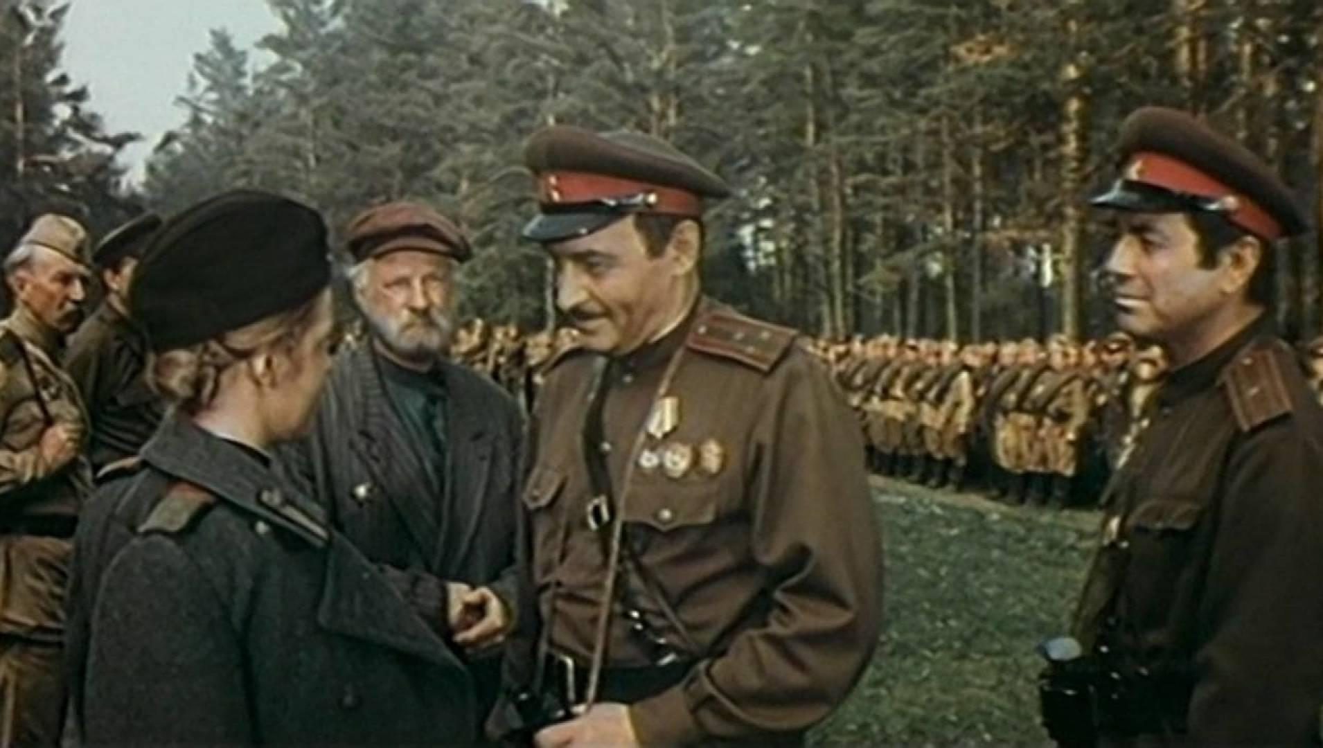 Фильм «Фронт за линией фронта» 1977: актеры, время выхода и описание на  Первом канале / Channel One Russia