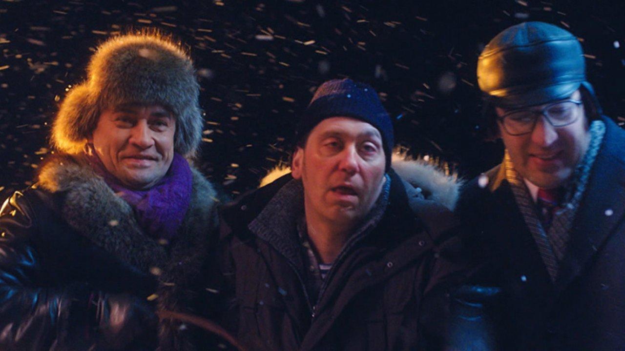Страна чудес - Киноальманах, Комедия, Фильм